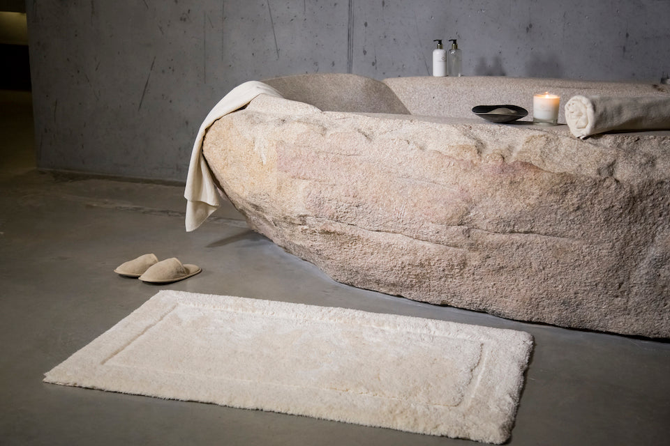 Abyss & Habidecor Reversible Bath Rug