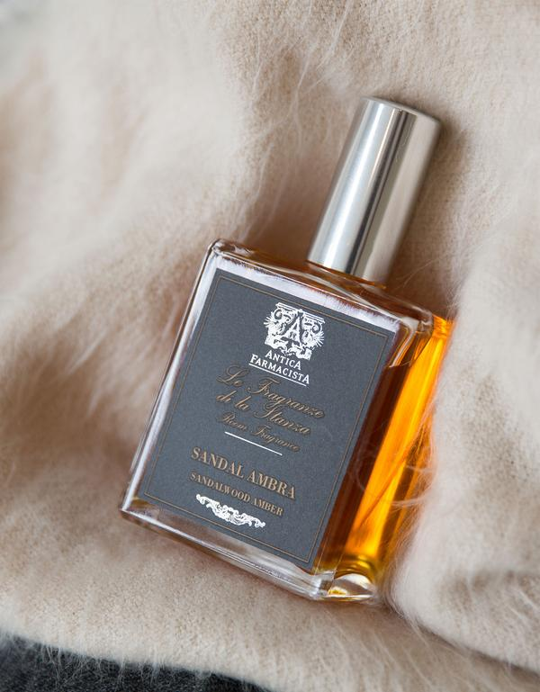 Sandalwood Amber Room Spray