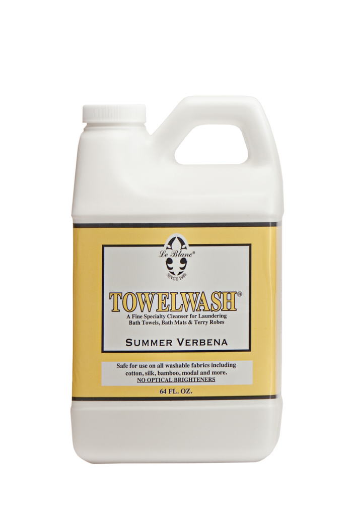 Summer Verbena Towel Wash, 64 oz