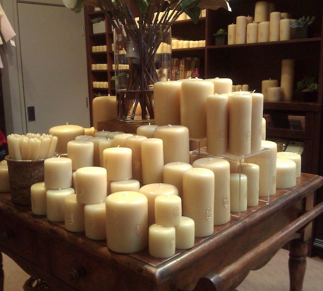Rose Ann Hall Designs Santa Rosa Candle Collection