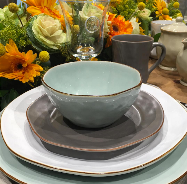 Skyros Designs Cantaria Dinnerware - Sheer Blue