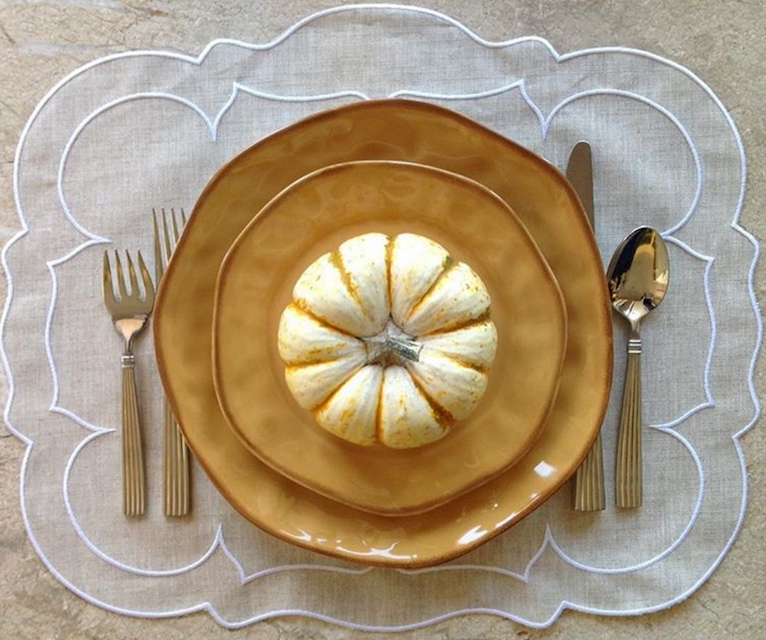 Skyros Designs Cantaria Dinnerware - Golden Honey