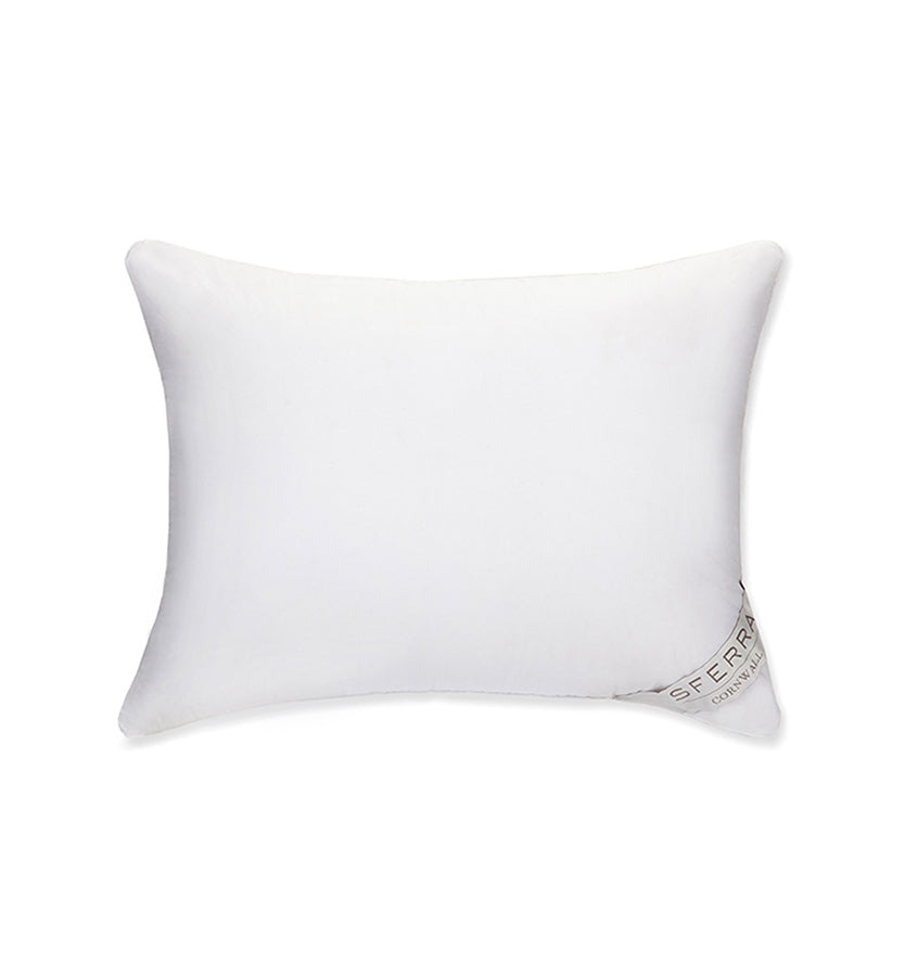 Sferra Cornwall Canadian White Goose Down Pillow
