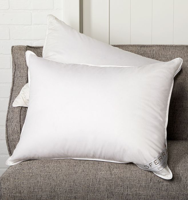 Dover European White Duck Down Pillow