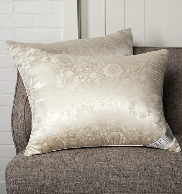 Snowdon Canadian White Goose Down Pillow