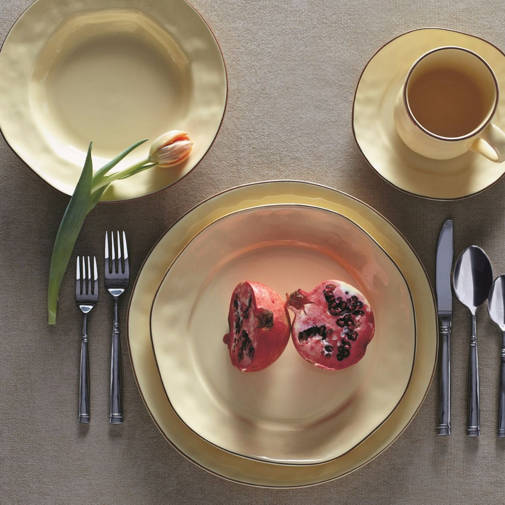 Cantaria Dinnerware, Almost Yellow