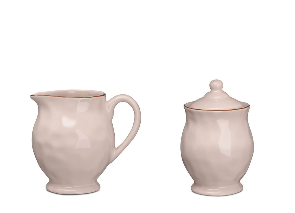 Skyros Designs Cantaria Creamer & Covered Sugar