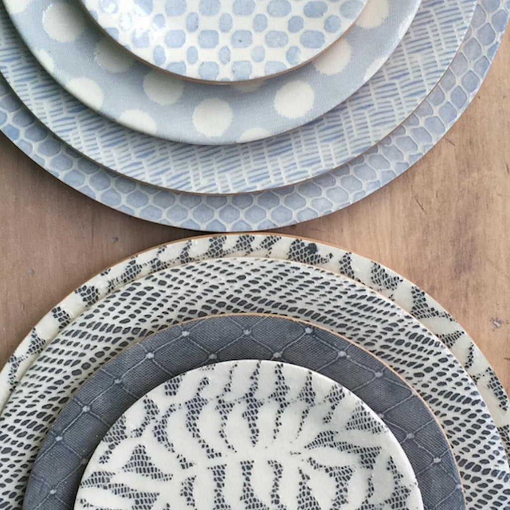Charcoal Dinnerware Collection