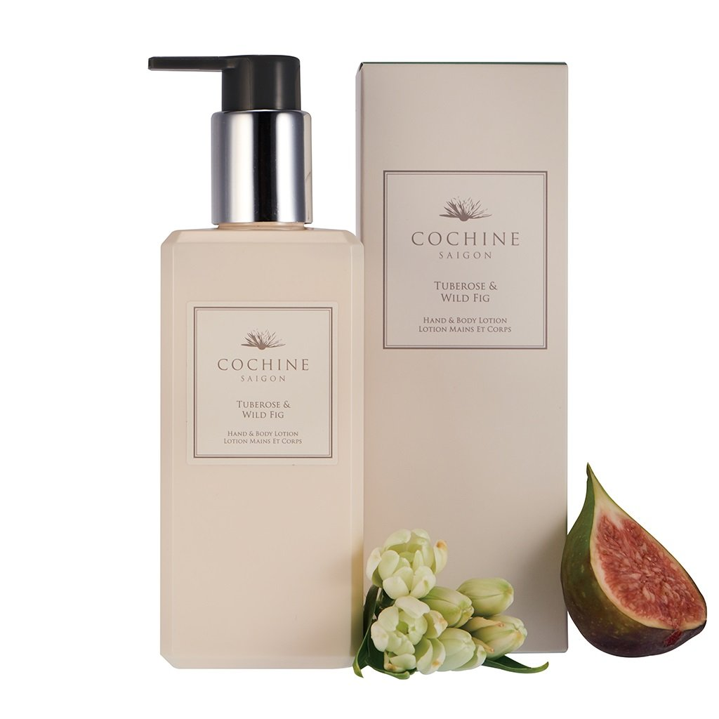 Cochine Saigon Tuberose & Wild Fig Hand & Body Lotion