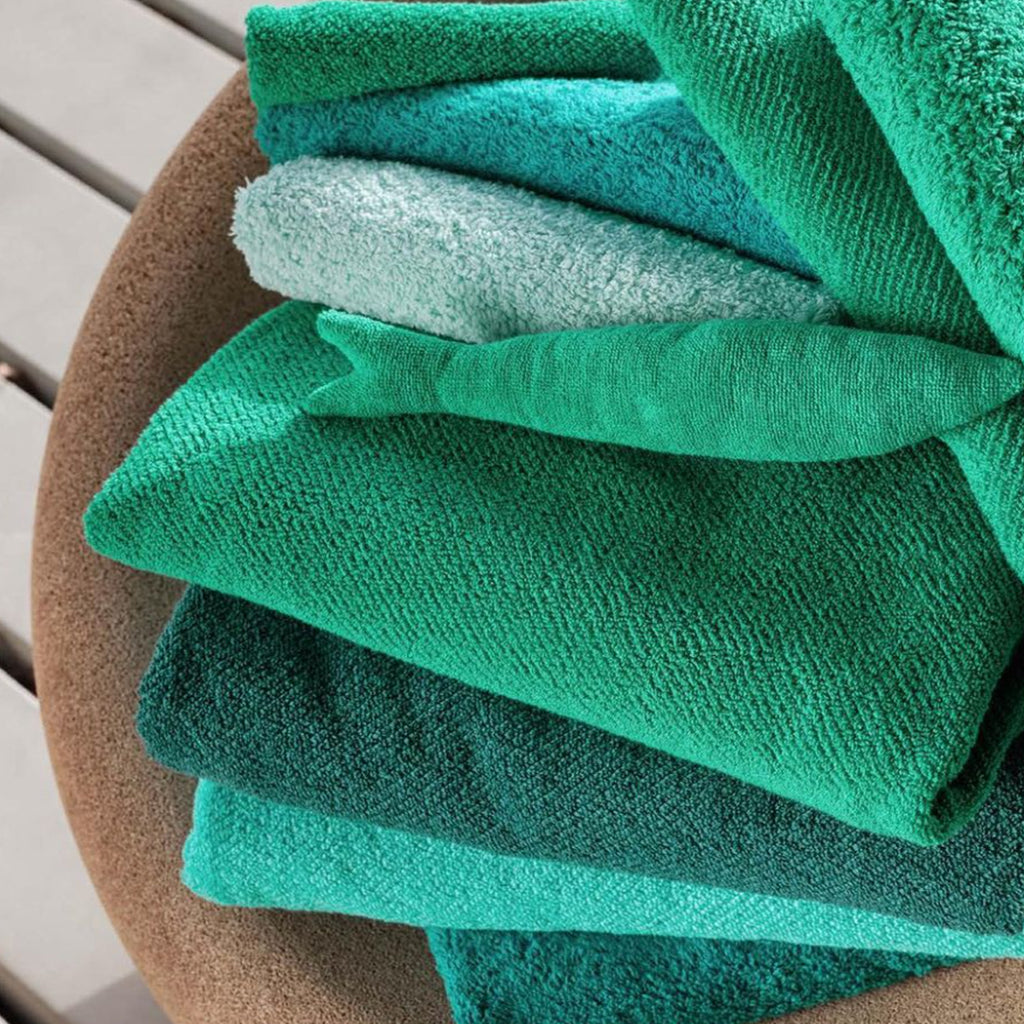 Twill Bath Towel Collection