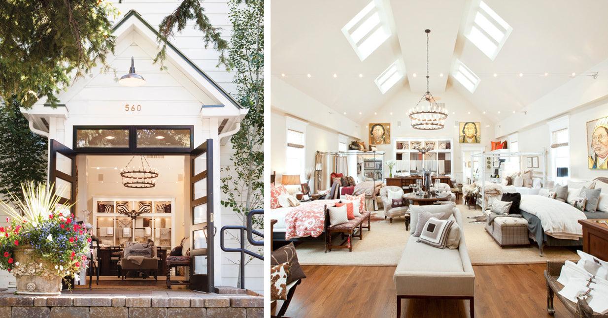 The Picket Fence Showroom