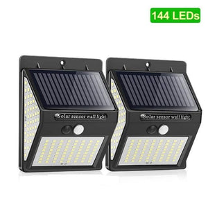 SOLILED LED Solar Light Outdoor