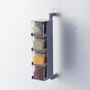 ROSPI, Rotating Spices Box