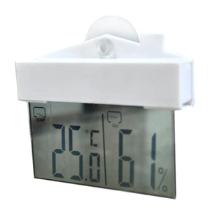 DTW, Window Thermo/Hygrometer