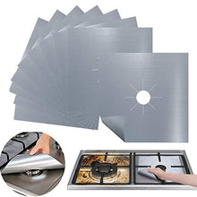 Load image into Gallery viewer, Gas Stove Protector (4pcs/1set)