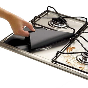 Gas Stove Protector (4pcs/1set)