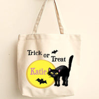 Personalized Trick or Treat Bags - Halloween Treat Bags - Gifts for Kids - Xtreme Designs