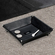 Personalized Leather Stash Tray - Xtreme Designs