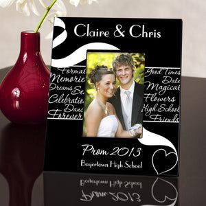 Personalized Picture Frame - Prom Frame - Xtreme Designs