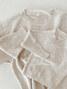 Children's Sprinkle Knit Sweater