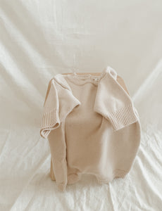 Nude Beige Playsuit