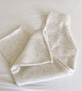Children's Sprinkle Knit Pant