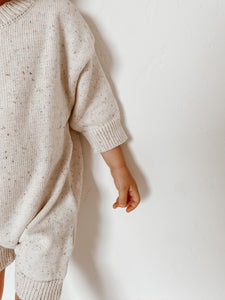 Sprinkle Knit Playsuit