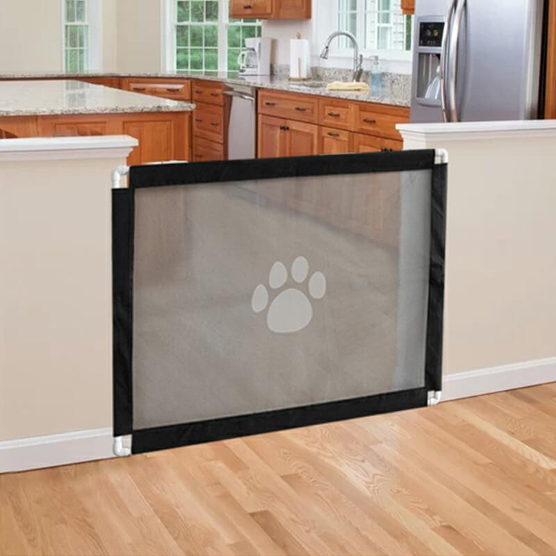 Portable Kids & Pets Safety Door Guard