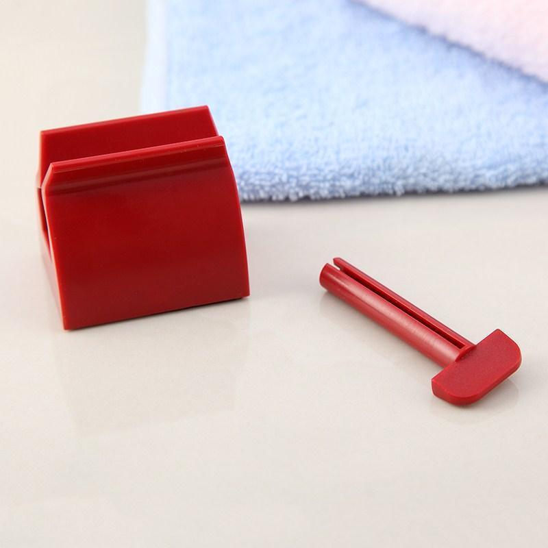 1PC Rolling Tube Toothpaste Squeezer
