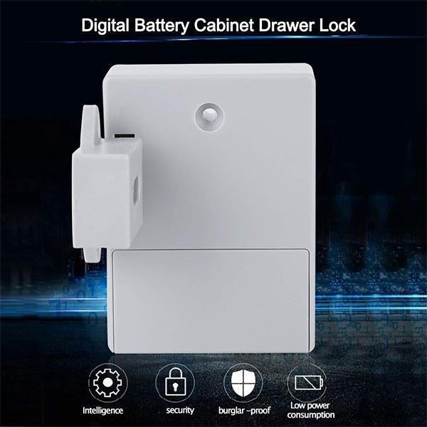 Smart Induction Drawer Lock