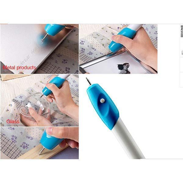 Cordless DIY Electric Engraving Pen