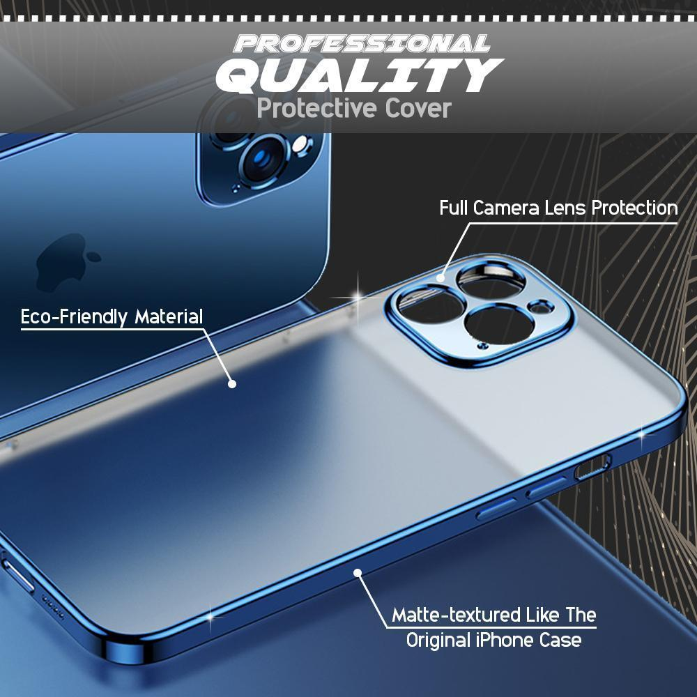 New iPhone Shockproof Anti-Fingerprint Case