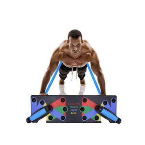 9 in 1 Push Up Rack Board