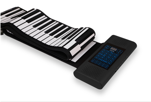 Portable pocket piano