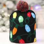LED Christmas Beanie