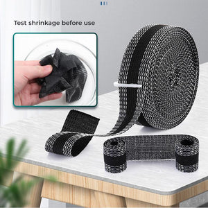 Pants Edge Shortening Iron On Self-Adhesive Tape