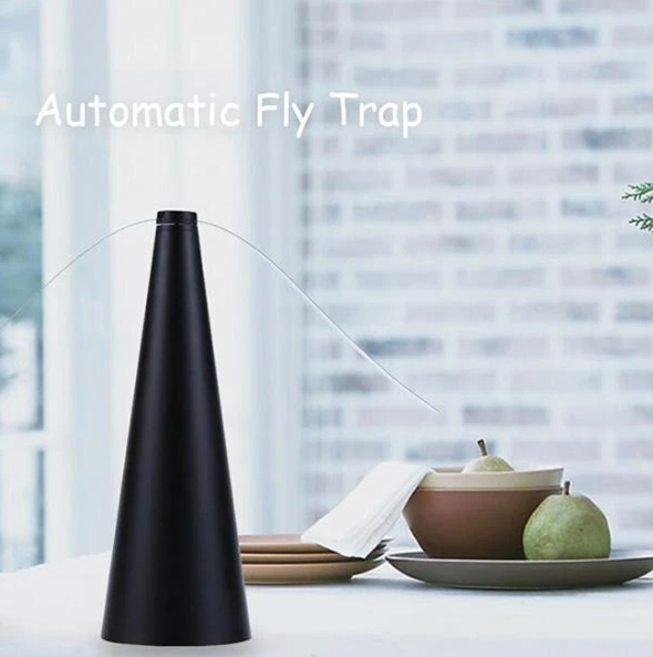 Automatic Fly Trap