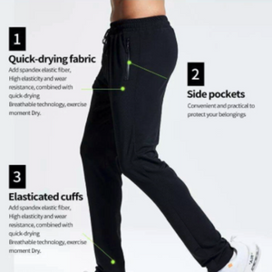 Ice Silk Fitness Yoga Pants