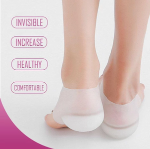 Invisible Height Increase Insoles