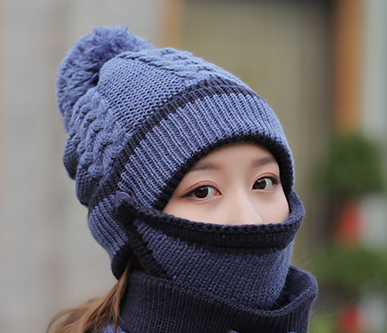 3-in-1 Winter Mask