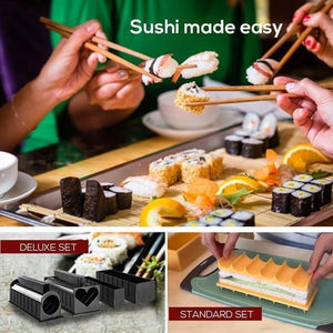 Sushi Tool Set—8 shapes