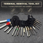 Car Terminal Removal Tool Kit
