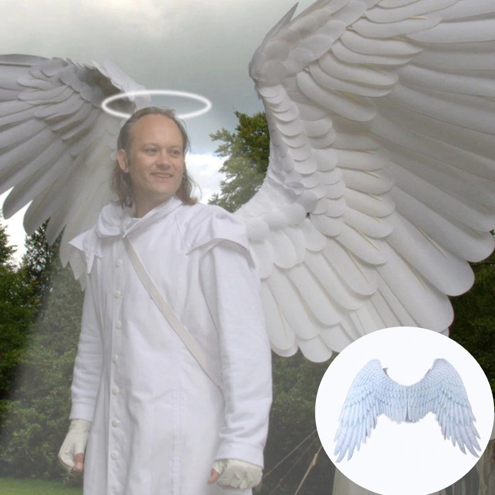 Angel and Devil Big Wing Costume