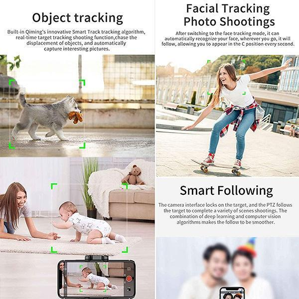 Auto Tracking Smart Shooting Holder