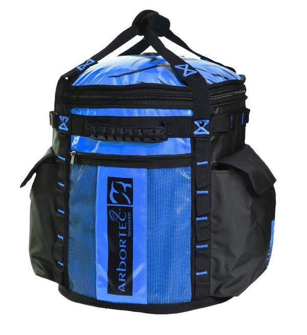 Blue Arbortec Cobra Rope Bag - 35L.