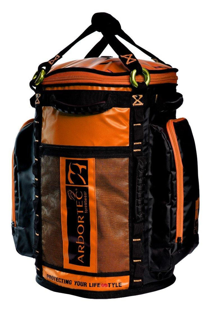 Orange Arbortec Cobra Rope Bag - 55L.