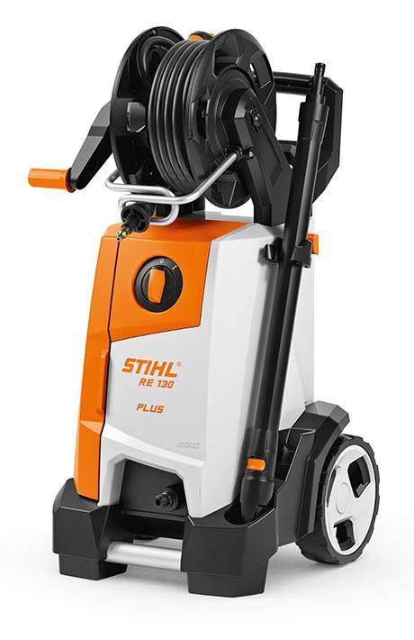 Stihl RE 130 Plus Pressure Washer - Free Patio Cleaner