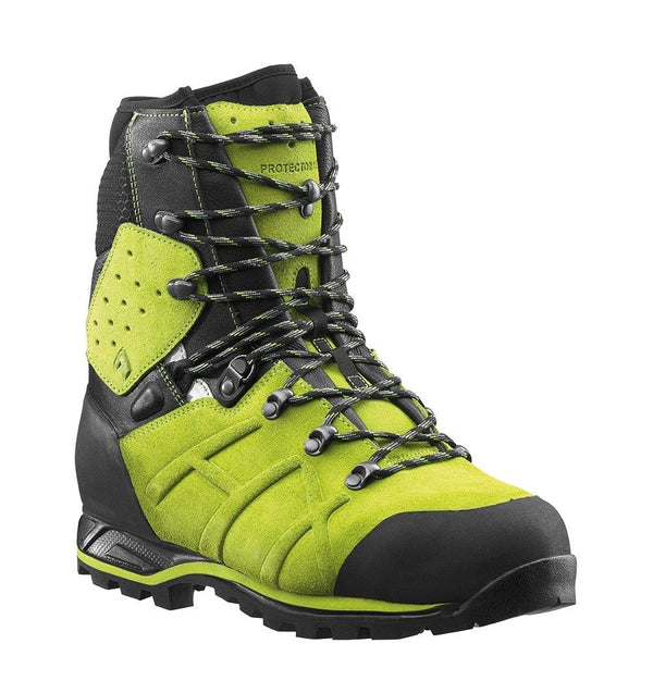 Haix Protector Ultra Chainsaw Boots green
