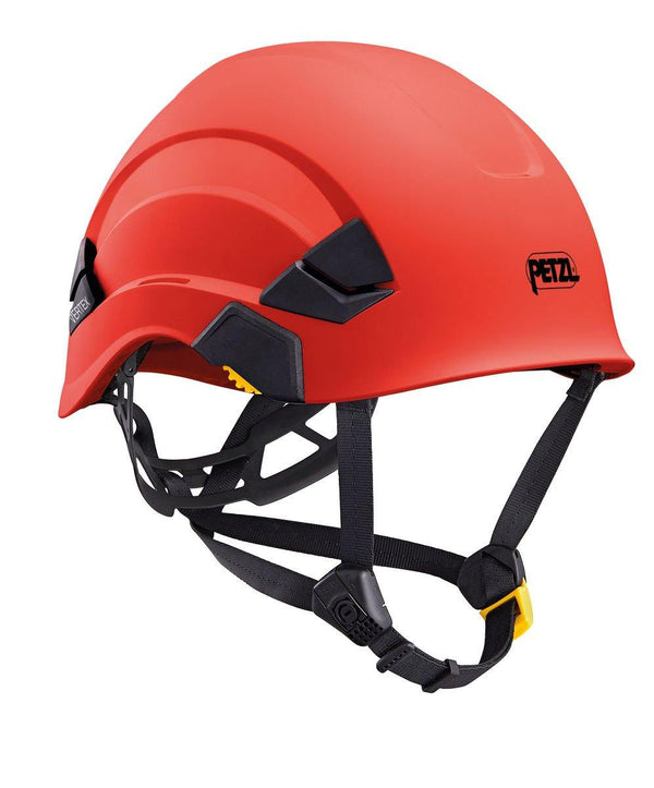 Petzl Vertex Helmet in red.