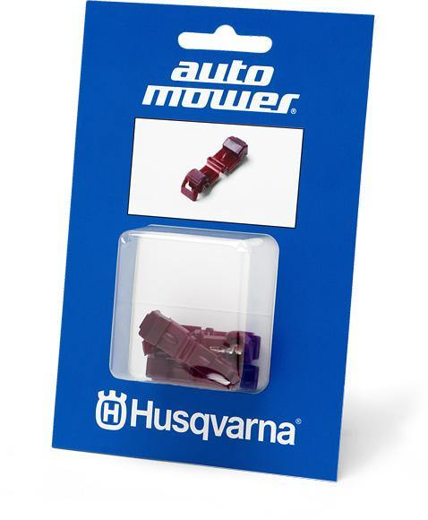 Husqvarna automower boundary cable and guide wire connector pack of 5